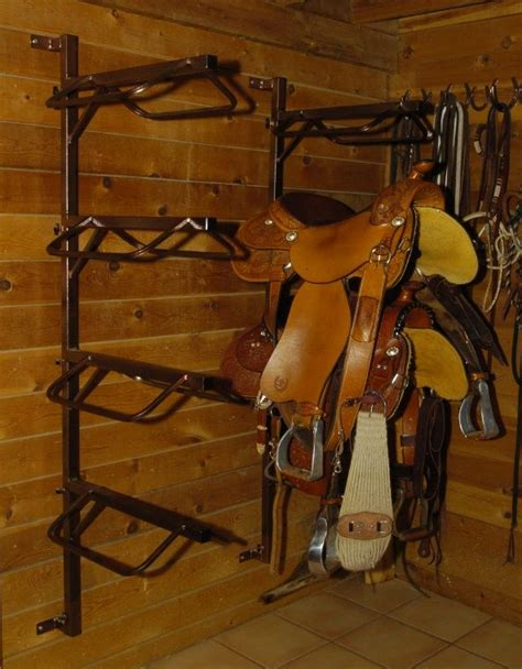 25 best ideas about saddle rack on