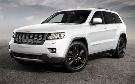 jeep cherokee black 2012 jeep wrangler grand cherokee and compass sport concept
