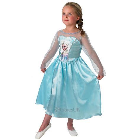 Princess Kostum Elsa Frozen frozen elsa disney princess snow licensed fancy dress costume ebay