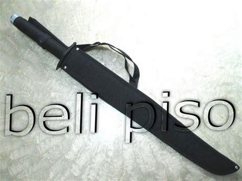 Baton Sword Panjang Tongkat Pisau Tongkat Golok Samurai Tongka jual pedang samurai black gdr from jual pisau