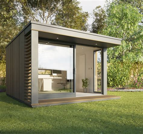 Backyard Pod by Backyard Offices
