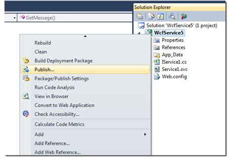 wcf workflow service application c deploy a wcf workflow service application stack
