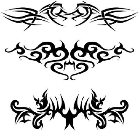 upper back tribal tattoos designs literary designs for lizard tattoos