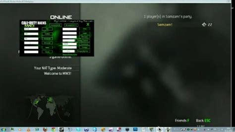 mw3 aimbot hack tutorial xbox 360 12th june 2012 mw3 hacks pc xbox360 ps3 mw3 cheats