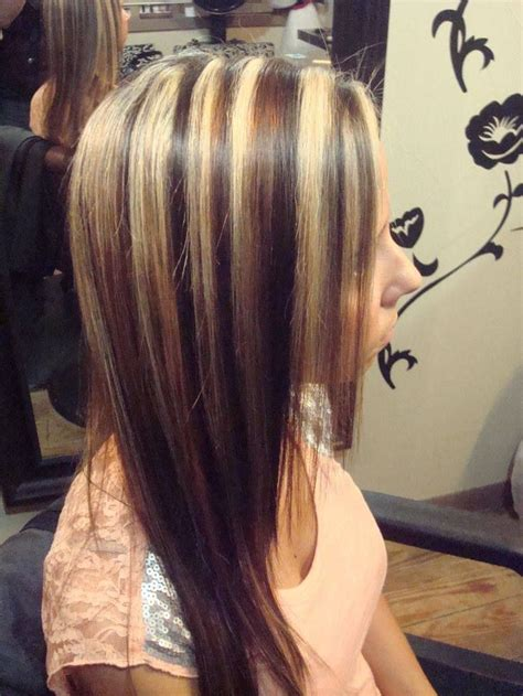 dramatic blonde highlights images 1000 images about high and low lights on pinterest