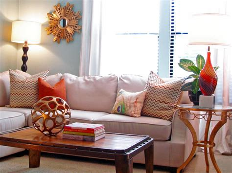 decorative accessories for living room photos hgtv