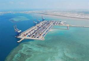 djibouti begins construction of two major ports dredging