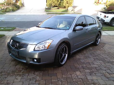 custom nissan maxima 2008 2008 nissan maxima related infomation specifications