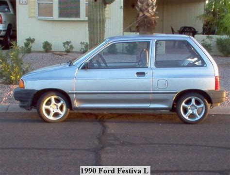 how cars work for dummies 1990 ford festiva transmission control waltm 1990 ford festiva specs photos modification info at cardomain
