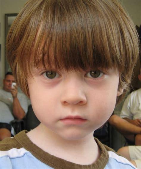 long bangs boy haircut cute long little boy hairstyle with long bang jpg