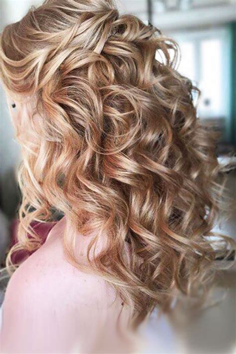 25 captivating wedding hairstyles for medium length hair