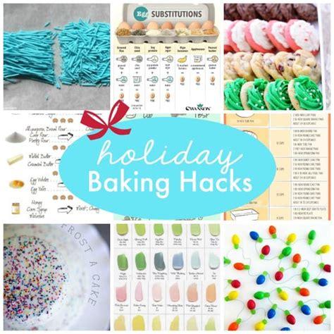 baking hacks holiday baking hacks create craft love