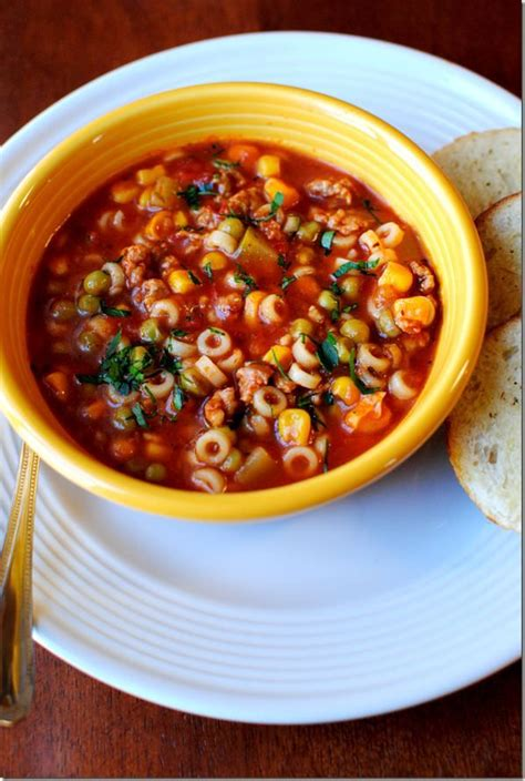 Soups On Minestrone Soup by Minestrone Soup Soups Stews Chili