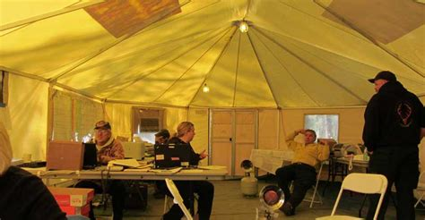 Gk Interior Solutions by Western Shelter 1935 Tent Crewzers Base C Support