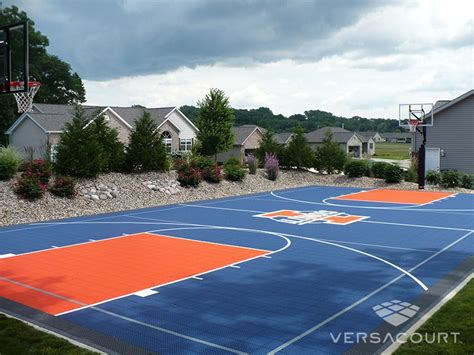 modified full court basketball court indoor basketball