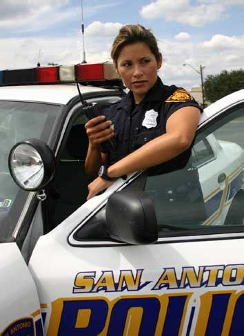 San Antonio Arrest Records Enforcement