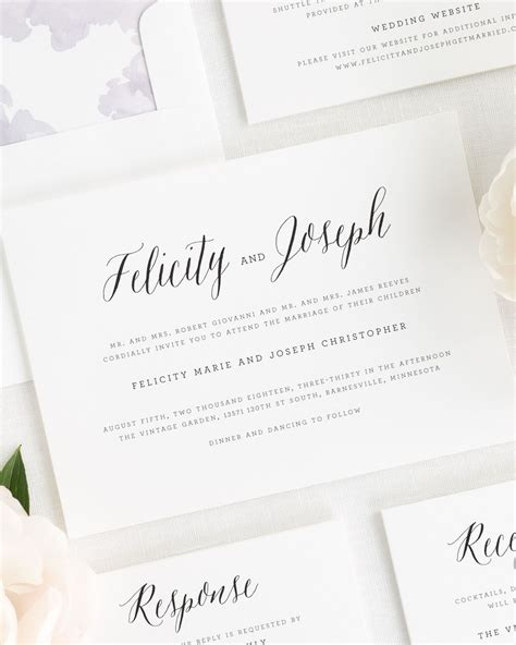 where to get wedding invitations wedding invitation where to get cheap invitation ideas