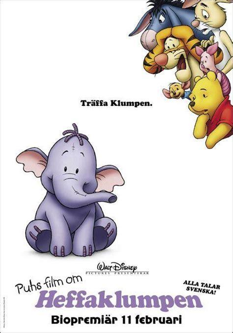 imagenes de winnie pooh y el pequeño efelante secci 243 n visual de la pel 237 cula de heffalump winnie pooh y