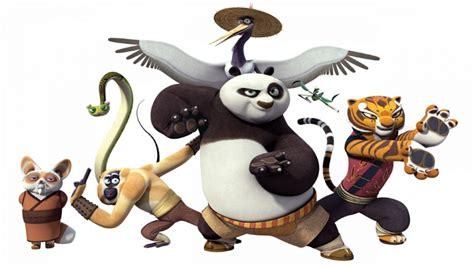 imagenes de los personajes de kung fu panda 3 kung fu panda 3 comienza a revelar sus detalles