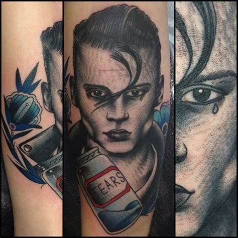 movie tattoos one tear by nick baldwin best ideas