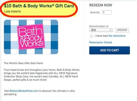Body Shop Gift Card Balance Canada - amazon shop with points not a good deal for most million mile secrets