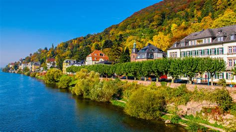 wallpaper town autumn germany hd world