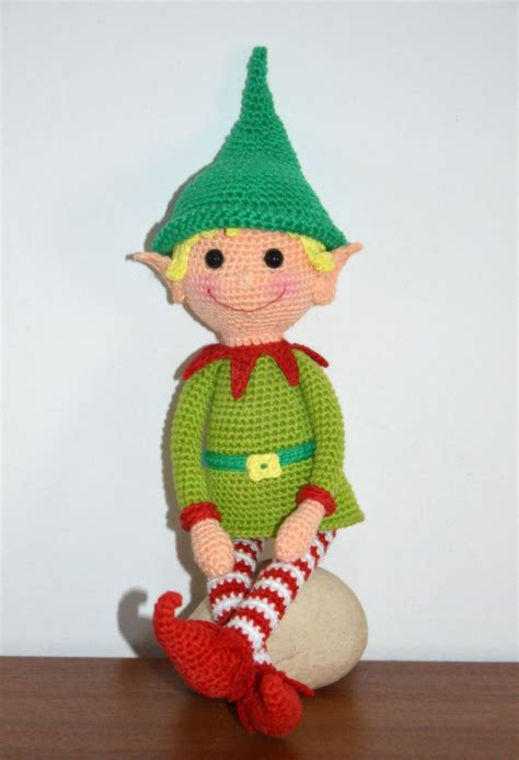 crochet pattern christmas elf 1000 images about crochet amigurumi people elves