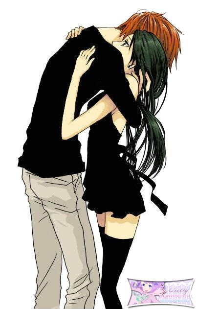 anime couple hugging cute anime couple hugging extracted bycielly by