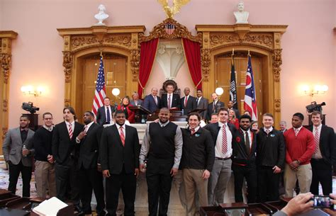 ohio house of representatives chs get statehouse recognition mix 107 9