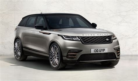 2018 range rover velar price new 2018 range rover velar prices and specs revealed