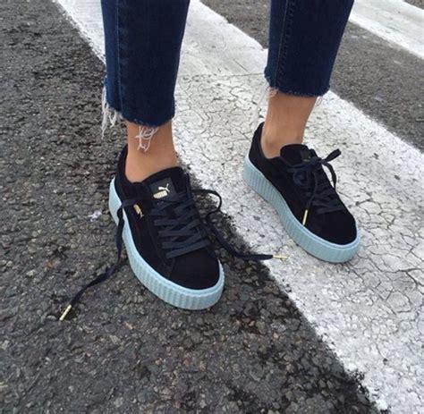 Shoes Rihana rihanna creepers