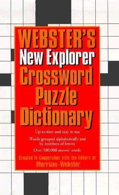 webster s new world crossword puzzle dictionary 2nd ed books webster s new explorer crossword puzzle dictionary rent