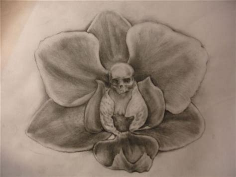death orchid by chicanochop on deviantart