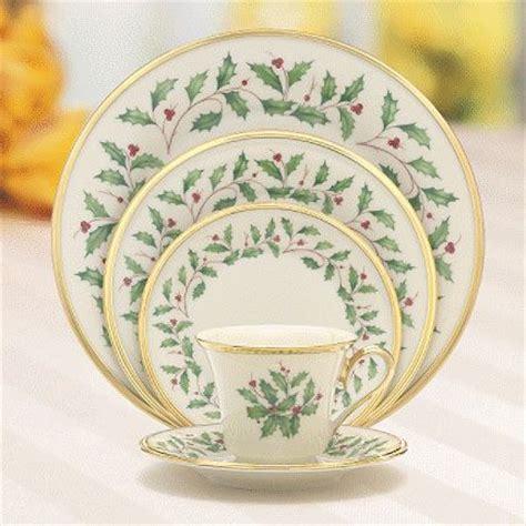 holiday formal fine china dinnerware by lenox china