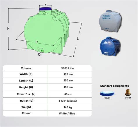Water Tank Dhaulagiri 5 Liter 5m3 plastic water tank water and septic tanks