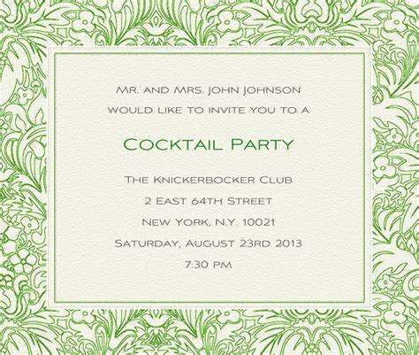 Wedding Border Green by Floral Border Wedding Save The Dates