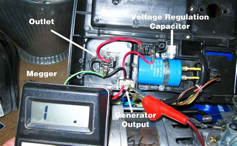 how to test a generator capacitor with a multimeter how to test a generator capacitor with a multimeter 28 images o t help with portable