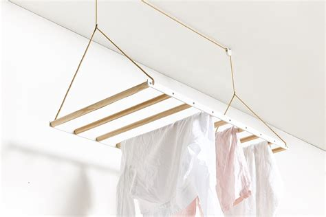 Ceiling Hanging Clothes Drying Rack by Hanging Drying Rack Ceiling Mounted Clothes Line