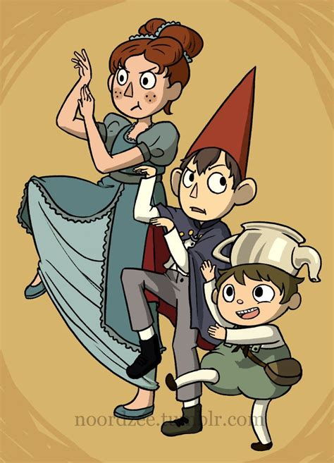 54 Best Images About Over The Garden Wall On Pinterest Network The Garden Wall