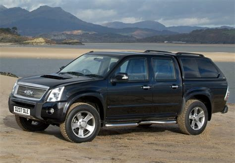 isuzu rodeo by prodrive review top speed