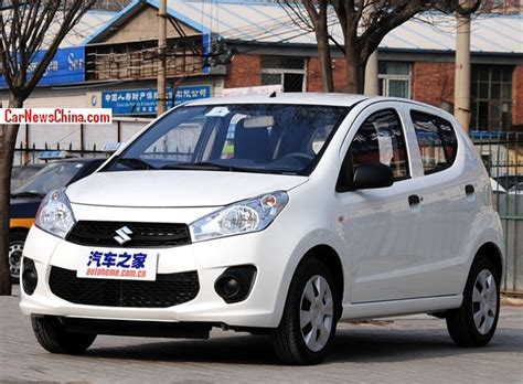 Suzuki In China 2014 Suzuki Alto Ev Spotted Testing In China Pakwheels