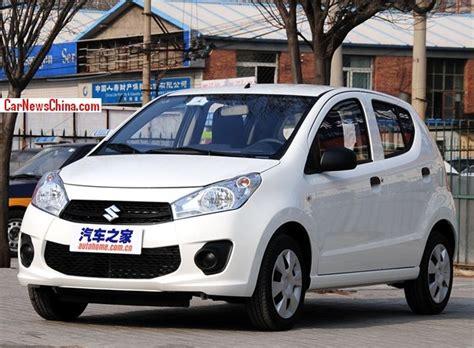 Suzuki China 2014 Suzuki Alto Ev Spotted Testing In China Pakwheels