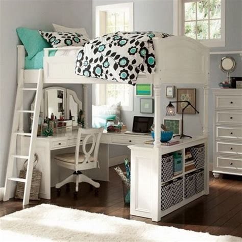 wardrobe under bed beautiful loft beds for adults with desk walk 20 stylish teenage girls bedroom ideas bunk bed lofts