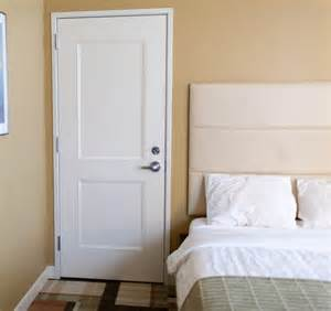 2 panel bevel quirk contemporary bedroom chicago by supa doors