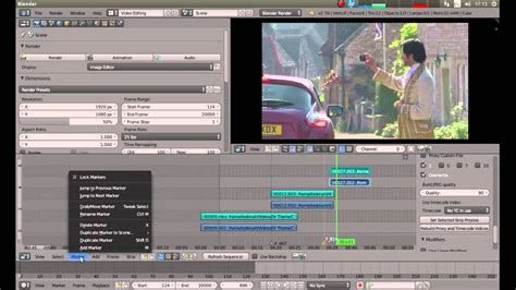 video tutorial video editing blender beginners tutorial basic video editing using the