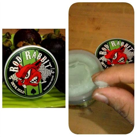 Pomade Di Jogja slick hair syndicate pomade review rod rabbit hold