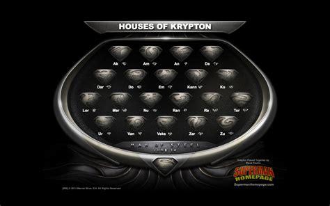 house of steel man of steel kryptonian symbols