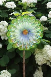 Garden Glass Flowers Sale Vintage Glass Garden Flower Suncatcher By Theblueram