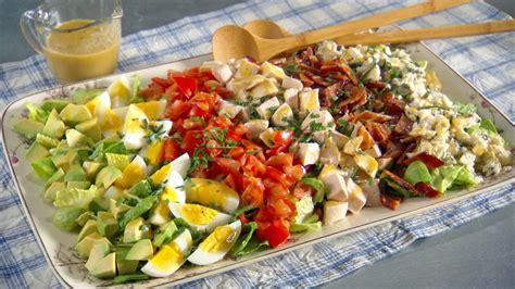 California Cobb Salad Recipe & Video   Martha Stewart