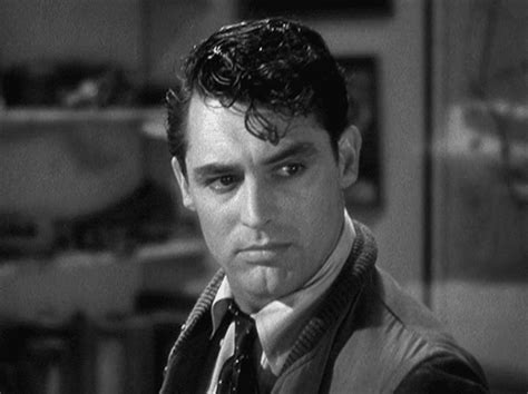 cary grant hairline cary grant in wings in the dark 1935 how does he do